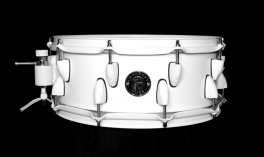 "5.5x14"" Piano White Gloss w/ White Hardware"