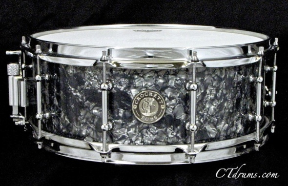 "5.5x14"" Graphite Pearl 7ply Maple"