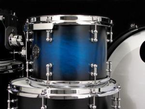 Brilliant Blue Burst Up Close