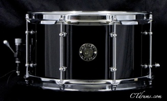 "6.5x13"" Piano Black High Gloss"