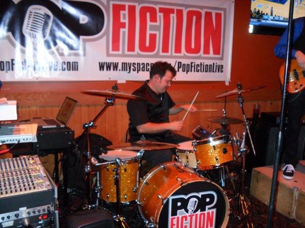 John Messier w/ Pop Fiction Live