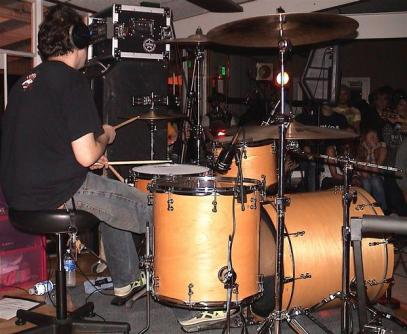 Maxx Sherman Live