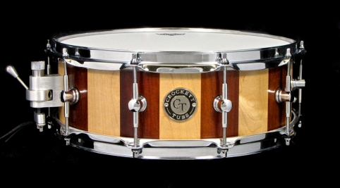 "5x14"" Pauduk / Maple Stave Stripe"
