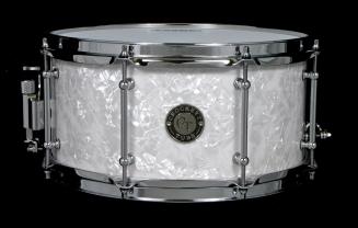 "6.5x13"" White Marine Pearl"