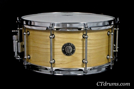 "6.5x14"" Studio Series Birch Natural Satin Oil"