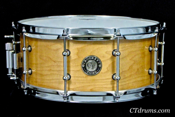 "6x14"" Maple 7ply High Gloss Natural"