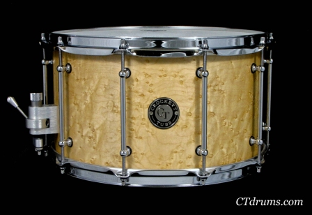 "8x14"" Birdseye Maple Veneer Natural"