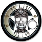 Diamond Head Custom DrumHead