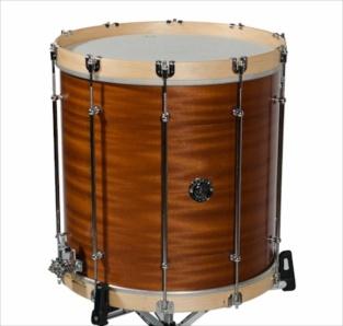 "16x16"" Vintage Mahogany Field Snare"