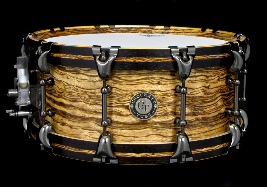 Win This Snare Drum Crockett Tubs