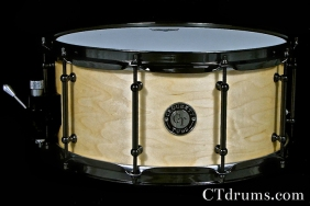 "6.5x14"" Natural Satin Specialty Maple"