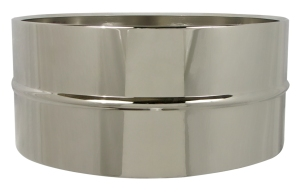 6.5x14 nickel shell