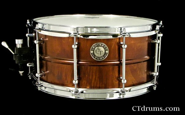 "6.5x14"" Tarnished Snare"