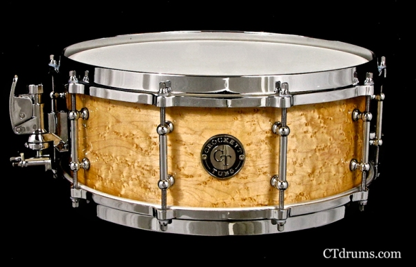 "5.5x14"" AAA birdseye solid maple side"