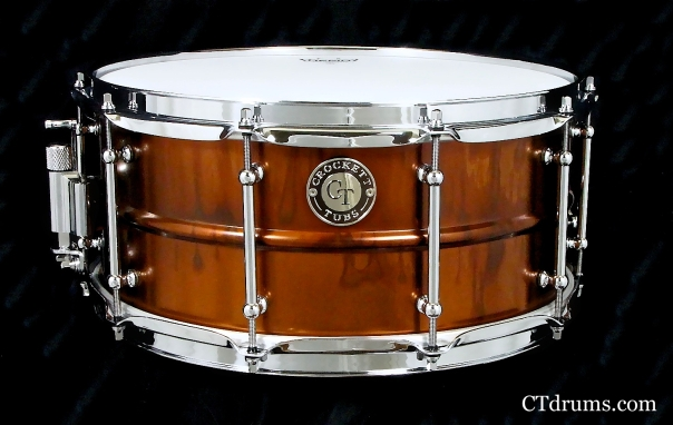 "6.5x14"" tarnished RCK"