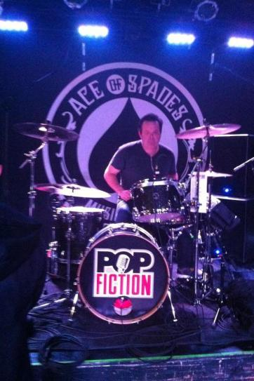 John Messier Live on St. Patty's day with Pop Fiction