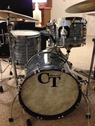 Ben Johnson's Kit closeup shot